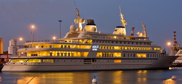 al%20said 10 Biggest Yachts In The World