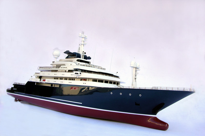 Octopus Needs A US20 Million Annual Budget And Crew Of 60 Including Several Former Navy Seals