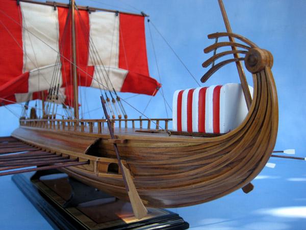 Trojan War Ships