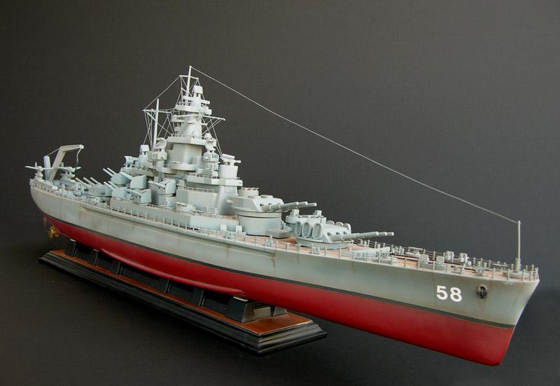 maquette voilier de guerre