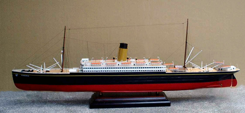 White Star Line S Ss Canopic