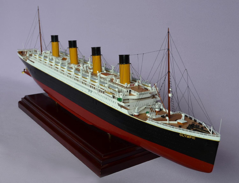 Where was titanic built