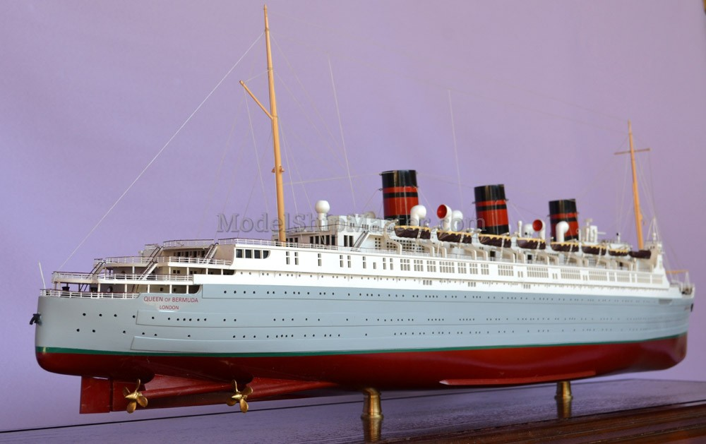 RMS Queen Of Bermuda - Queen of bermuda cruise ship