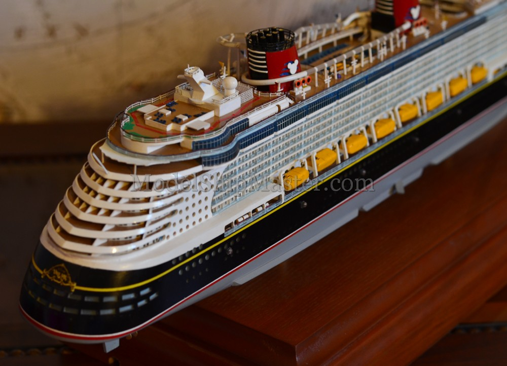 Disney Dream Ship Model