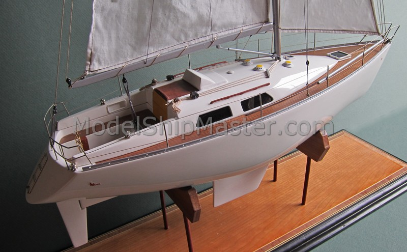 was completed for a Nova's owner in 2011. Let us build your model boat ...
