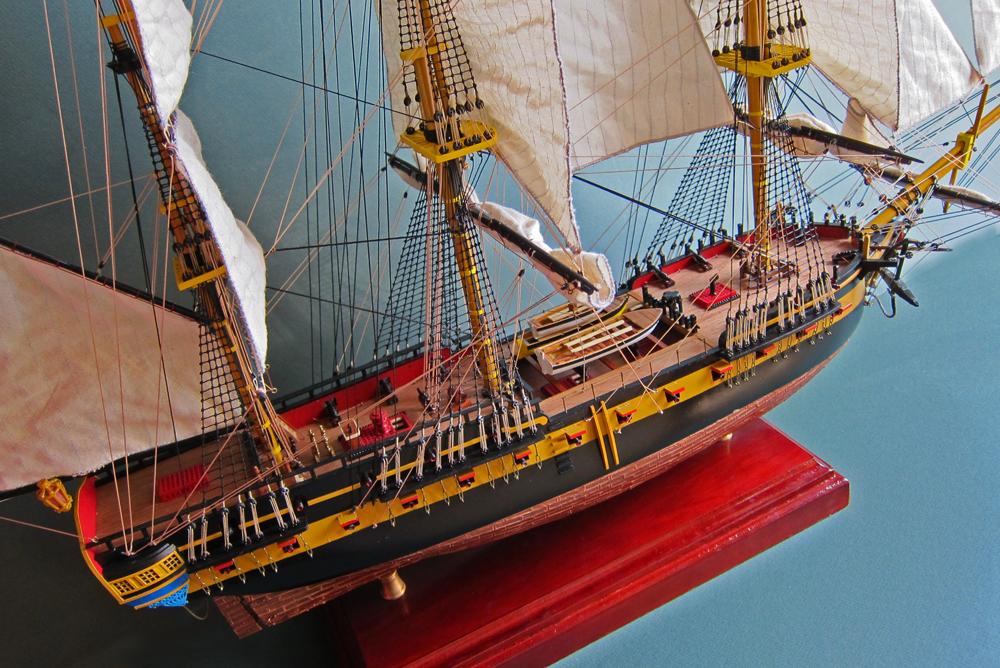 HMS Indefatiable model