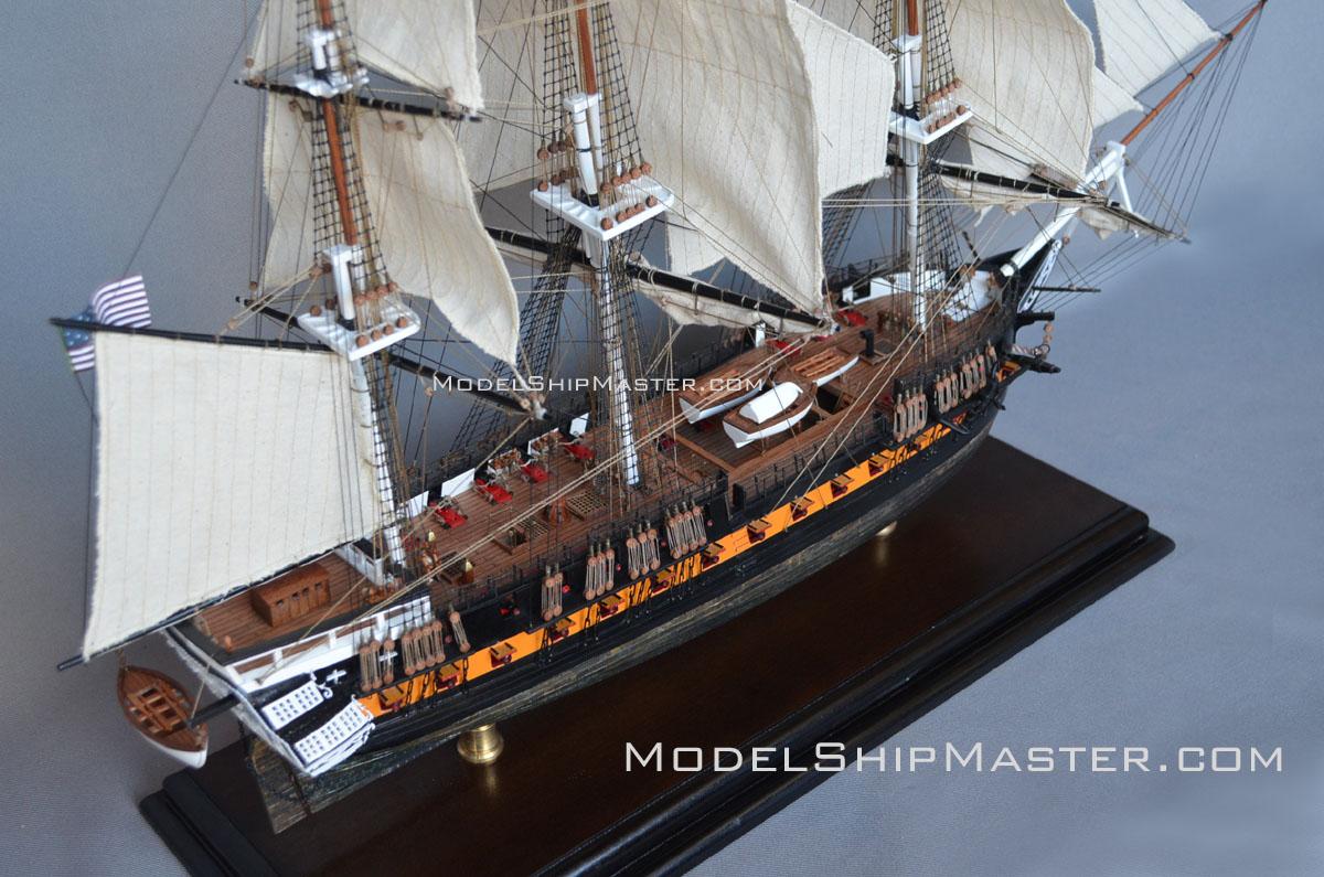 Tall Ship USS United States Model