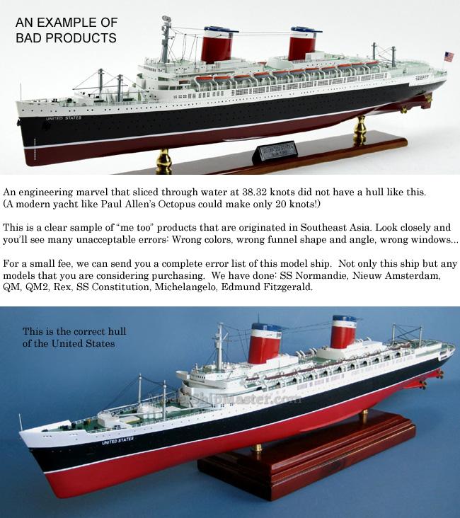 Disney Dream Cruise Ship Model - How many knots does a cruise ship go