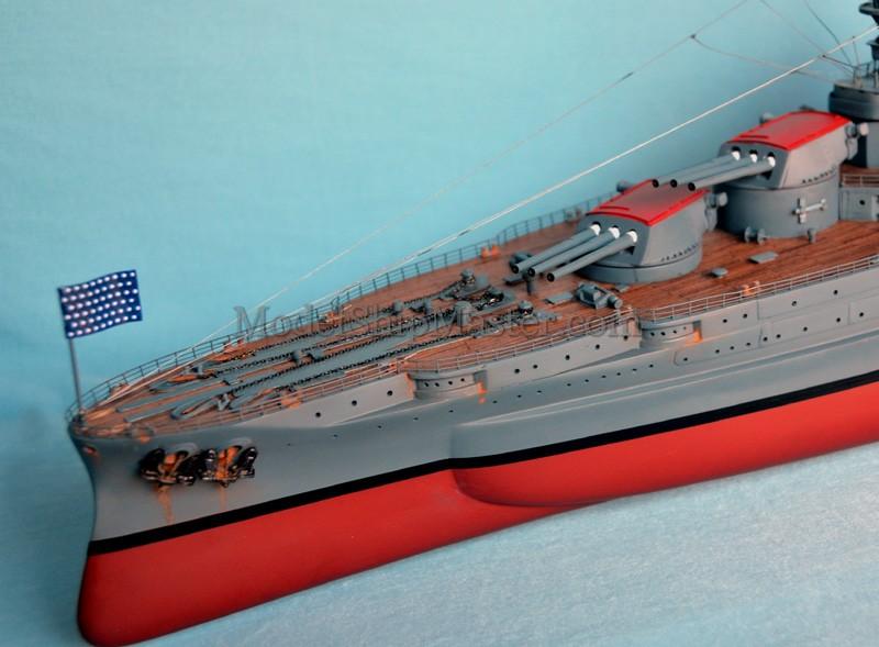 Remote control USS Arizona