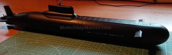 Typhoon Submarine Rc Submarine Model Boat
