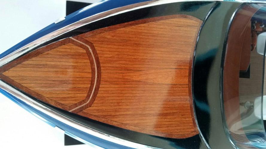 Aston Martin Powerboat Model