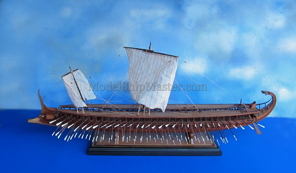 athenian trireme To view this section you will need the latest version of macromedia flash player.