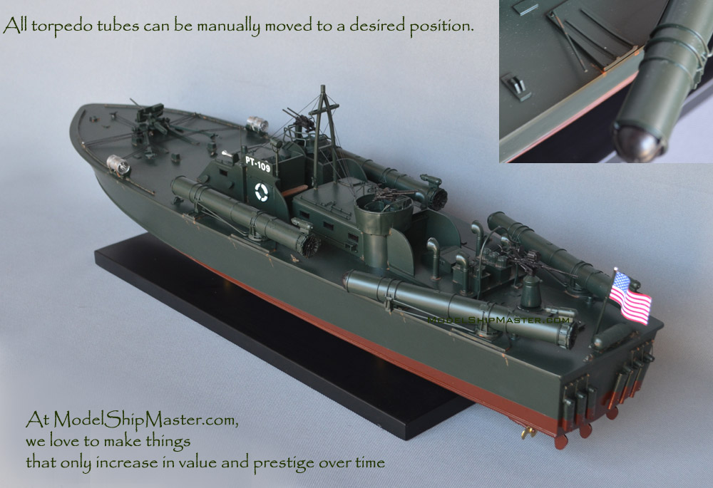 Kenedy's PT-109 Boat