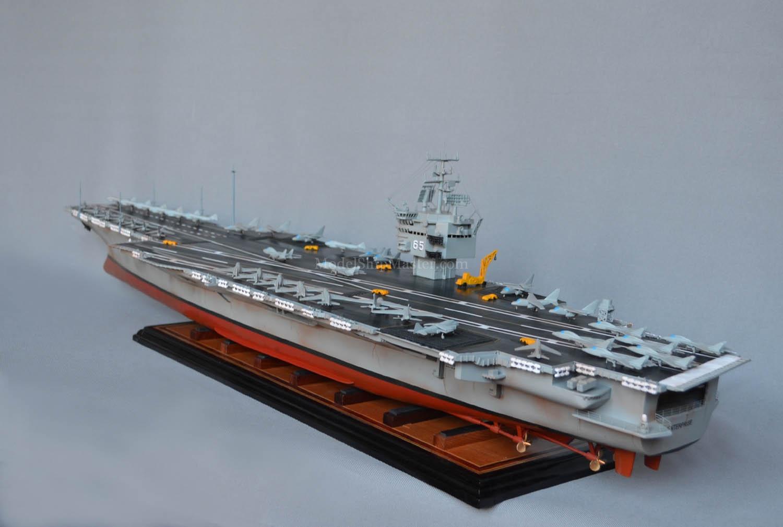 Aircraft Carrier USS Enterprise CV-65