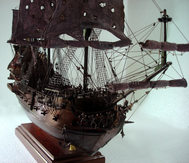 blackbeard pirate ship related - photo #5
